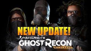 NEW ASSINGMENT UPDATE!   3 NEW OPERATORS GAMEPLAY!   Ghost Recon Wildlands PVP