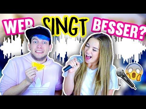 WER SINGT BESSER?!