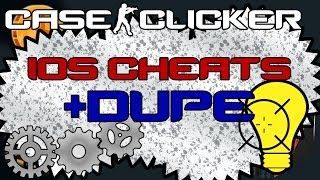 Case Clicker | IOS  Duping Cheating Time management (1.7.3d)
