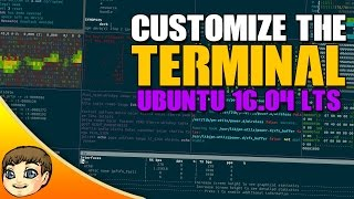 How to customize your terminal & a cool alternative // Ubuntu 16.04 Tips