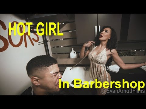 Don't Bring Your Girl To The Barbershop || Feat: Amia Miley