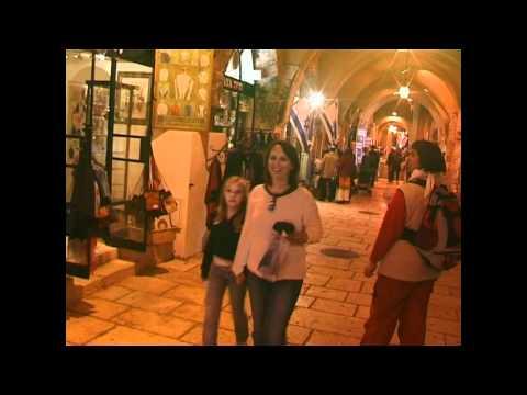 Reisen til Israel - Påsken 2006