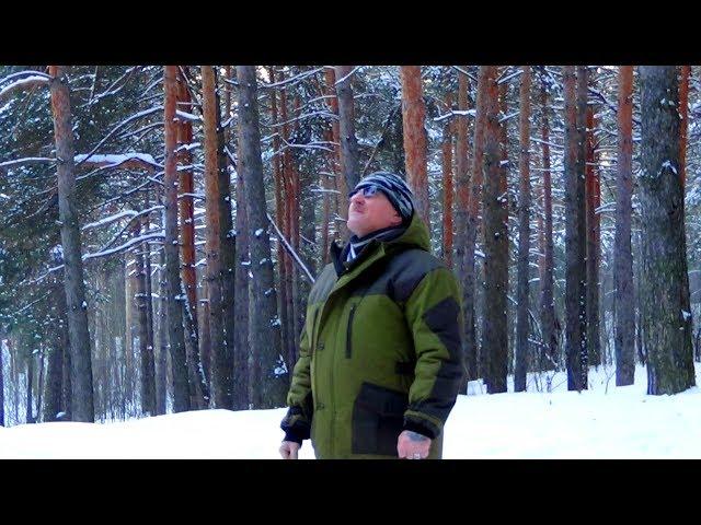 Февральская зима - Песни под гитару и реально репортажи  - Алексей Доктор Леший -  бард