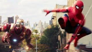 Человек-паук: Возвращение домой — Русский трейлер (2017)