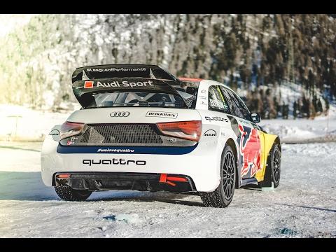 Audi S1 EKS Quattro | 600hp Weapon!
