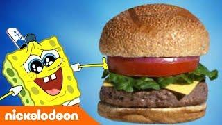 SpongeBob Schwammkopf   Die 13 besten Krabben-Burger Momente aller Zeiten   Nickelodeon Deutschland