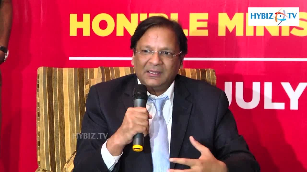 Ajay Singh Chief Managing Director of Spicejet - Spicejet Smart Check-In  Facility