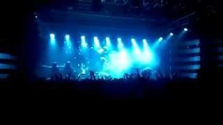 Arch Enemy - Taking back my soul @ Taipei 15-3-15