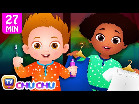 Wake Wake Wake Up Now and Many More Videos | Popular Nursery Rhymes Collection by ChuChu TV For Kids - วันที่ 06 Jan 2018