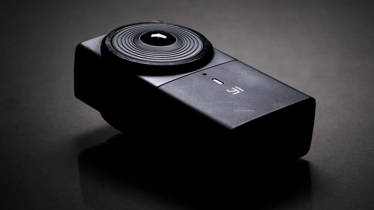 The affordable 5 7K resolution YI 360 VR camera is finally released