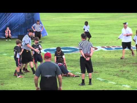 2012 NFL FLAG National Championship 9-11 Co-ed