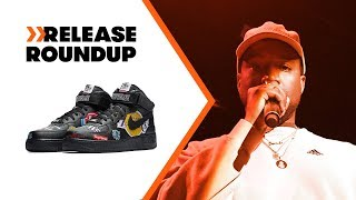 How Adidas Won All Star Weekend + Supreme's Ridiculous NBA Sneakers | Release Roundup