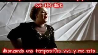 Video Adele - Rolling in the deep (Ingles - Español) download MP3, 3GP, MP4, WEBM, AVI, FLV Agustus 2018