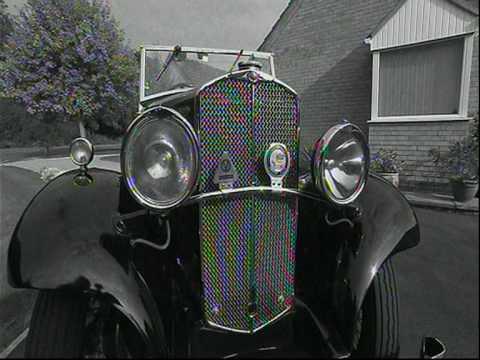 1933 Triumph Super Nine Tourer - British Motoring History