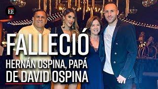 Falleció Don Hernán Ospina, padre de David, el arquero de la selección | El Espectador