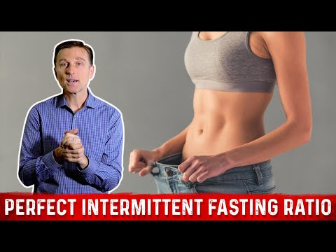 The Perfect Intermittent Fasting Ratio for the Most Weight Loss (Fat Burning)