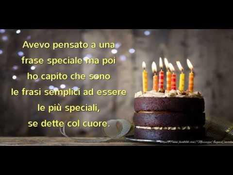 Tanti auguri di Buon compleanno!