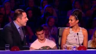 (Napisy)Brytyjski Mam Talent 7 - Alesha szuka chłopaka