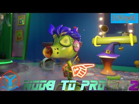 Plants Vs Zombies Garden Warfare 2 - Noob To Pro - Commando Pea