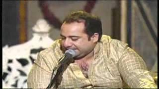 Ustad Rahat Fateh Ali Khan - Dard Se Tujh Ko Mere Hai Bekarari