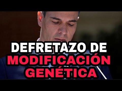 ¡BRUTAL! EL GOBIERNO DICTA UN DECRETAZO PARA MODIFICACIÓN GENÉTICA en Sábado.