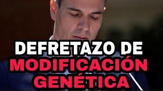 EL GOBIERNO DICTA UN DECRETAZO PARA MODIFICACIÓN GENÉTICA en Sábado.