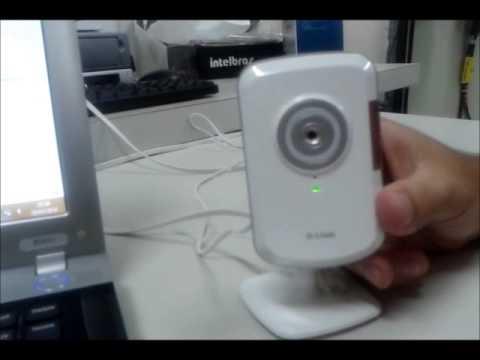 Tutorial - Instalação de Camera IP DCS-930L - D-Link