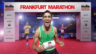 Frankfurt Marathon 2015 - Trailer