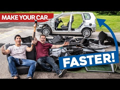 How To Make A Slow Car Fast For FREE!