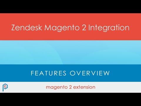 Magento 2 Zendesk Connector - Help desk extension for Magento 2