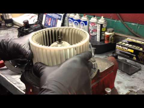 To Noisy Motor How Heat Fix Fan Blower Ac A Ford