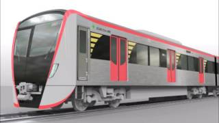 浅草線リニューアル・プロジェクト 新型車両5500形