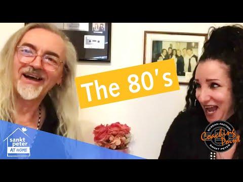 George und Linda erzählen über die wilden Zeiten in den 80ern, wie sich kennengelernt haben und ein Stück Musikgeschichte geschrieben haben.
