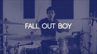 "Chris Kamrada - Fall Out Boy ""Irresistible"" Drum Remix"