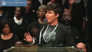 I Shall Wear A Crown | Yolanda Deberry | First Church