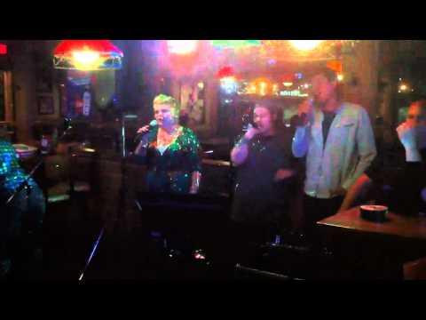 Karaoke at Applebee's 13 And 71