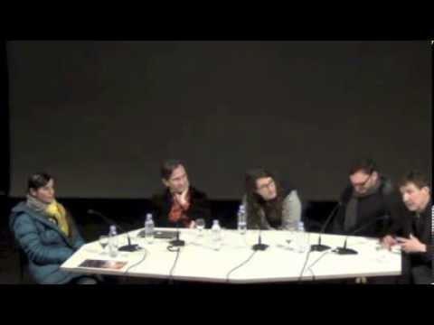 Conférence BD / LesPrixRodolpheTöpfferdelaVilledeGenève / 22.01.14