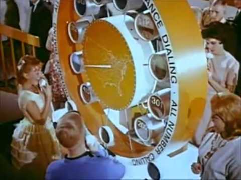 Century 21 Calling, 1962 - AT&T Archives - World's Fair tour
