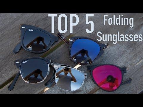 Top 5 Folding Sunglasses