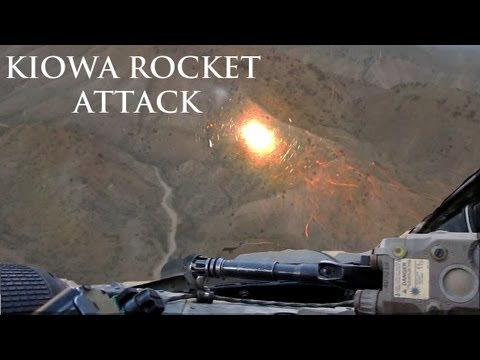 CHOPPER PILOT HELMET CAM ROCKET ATTACK | FUNKER530