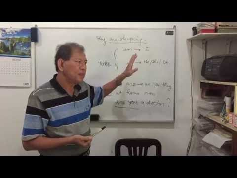 pelajaran dasar bahasa inggris (part 1)