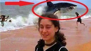 ТОП 10 ЖУТКИХ пляжей где АКУЛЫ убивают людей