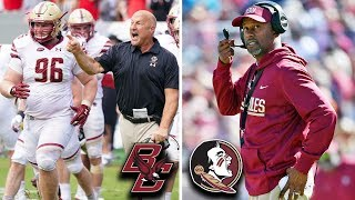 Boston College vs. Florida State Football Preview