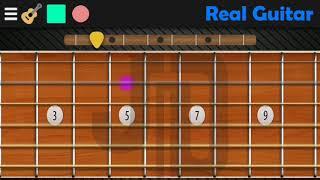 Virgoun_Bukti cover real guitar
