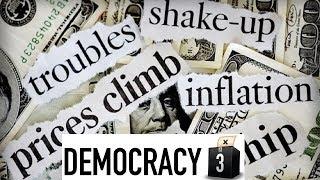 Democracy 3 - Ep. 7 The Economy Craps Its Pants