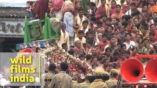 Jagannath Rath Yatra - Puri, Odisha