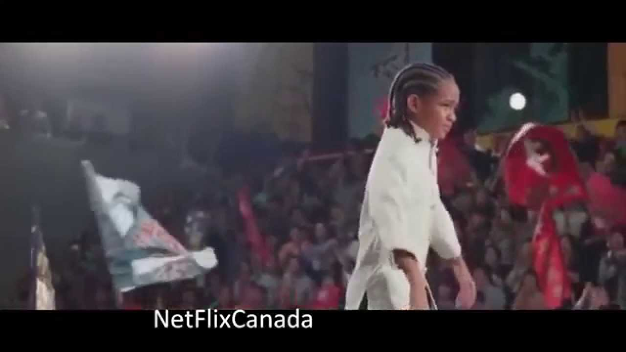 Karate Kid Final Fight Never Say Never