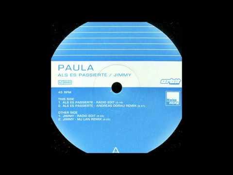 Paula - Als Es Passierte (Andreas Dorau Remix) (HQ)