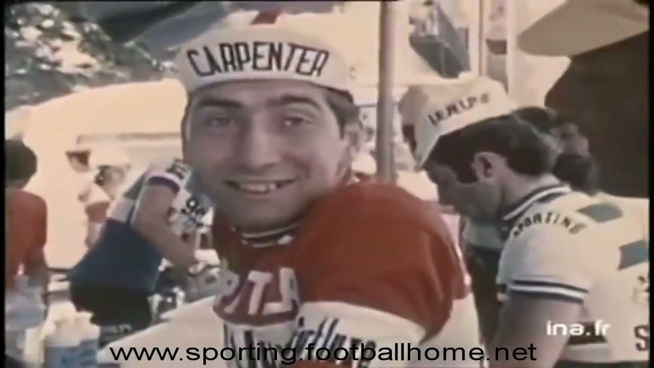 Ciclismo :: Sporting 1ª equipa portuguesa na volta à França em 1975
