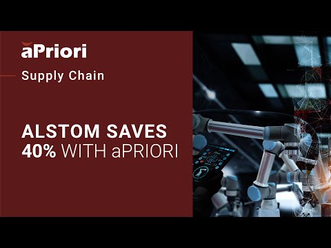 Alstom Case Study Presentation at Cost Insight 2019 - Mini Clip